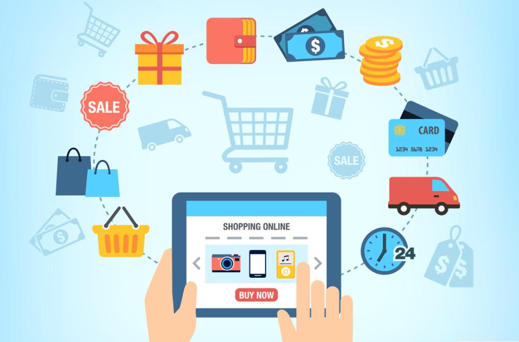 Создание интернет-магазина для торговли онлайн в Украине